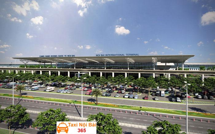 Bãi gửi xe sân bay Nội Bài