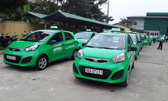 Chi nhánh Taxi Mai Linh THANH HÓA