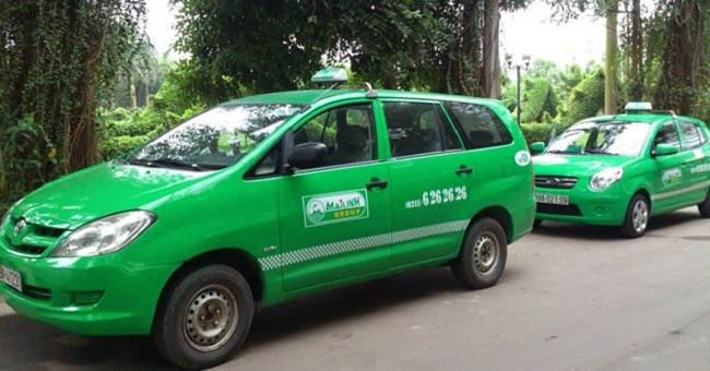 Chi nhánh Taxi Mai Linh VĨNH PHÚC
