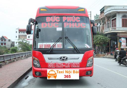 Xe khách đi từ Hà Nội về Bắc Ninh