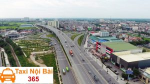 Đặt taxi từ sân bay Nội Bài về Long Biên giá rẻ