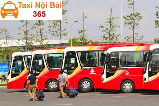 Địa điểm đỗ xe bus Vietjet