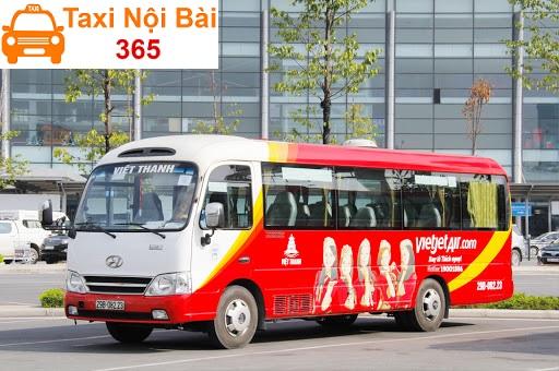 Địa điểm mua vé xe bus Vietjet Air