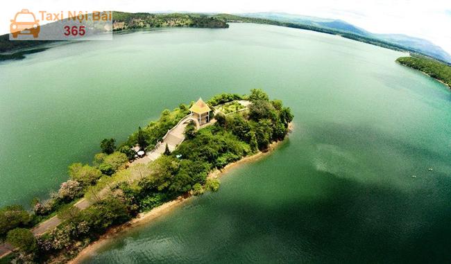Điểm du lịch Hồ T'Nưng