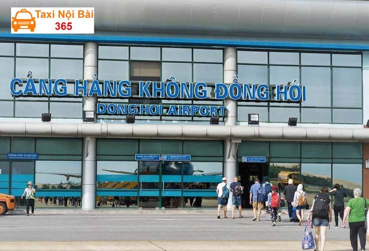 Sân bay Đồng Hới - Quảng Bình