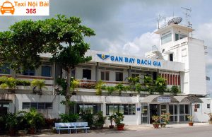 Sân bay Rạch Giá - Kiên Giang