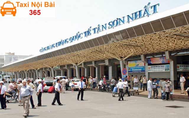 Taxi Sân bay Quốc tế Tân Sơn Nhất