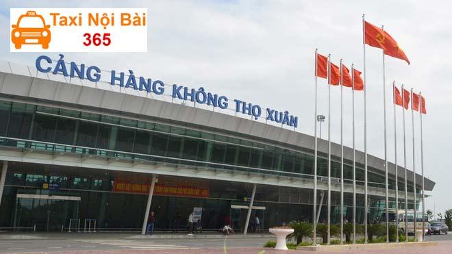 Taxi Sân bay Thọ Xuân