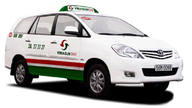 Taxi Vinasun Bình Dương