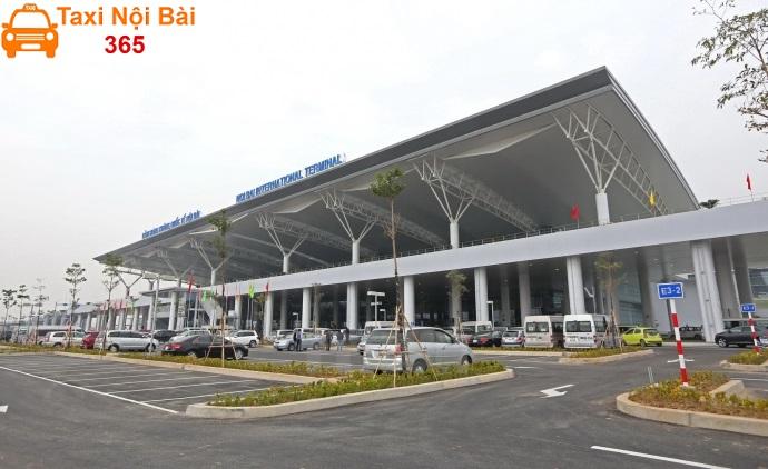 Taxi từ sân bay Nội Bài đi Cầu Giấy