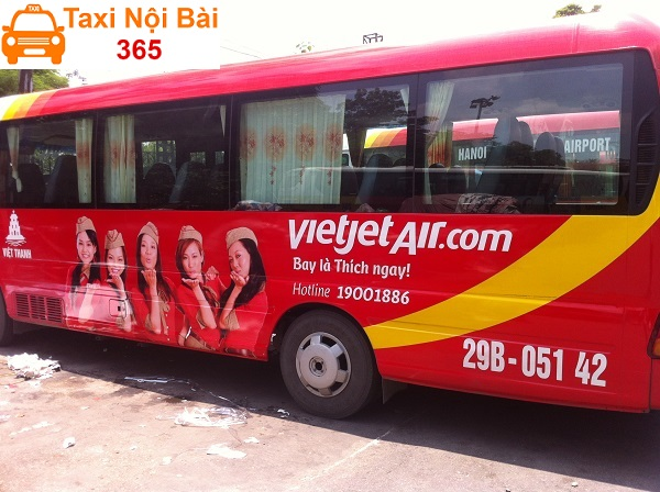 Ưu nhược điểm khi di chuyển bằng xe buýt do hãng Vietjet