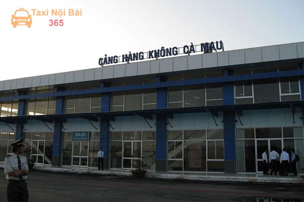 Sân bay Cà Màu