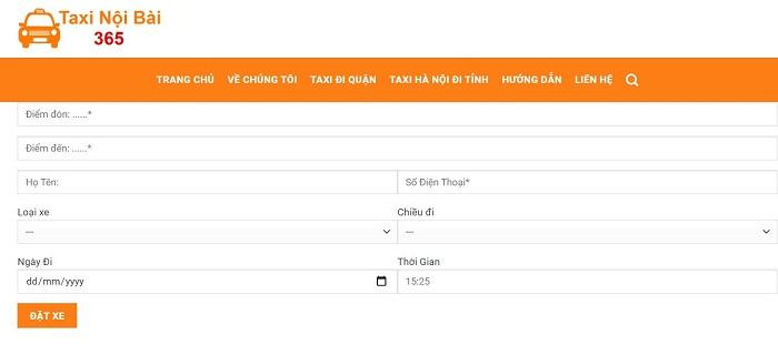 Cách đặt xe taxi từ Hà Nội đi Phú Thọ nhanh nhất