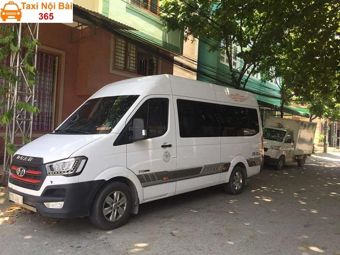 Di chuyển từ Hà Nội đến Bắc Kạn bằng xe Limousine