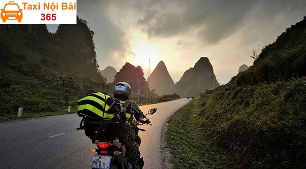 Di chuyển từ Hà Nội đến Bắc Kạn bằng xe máy