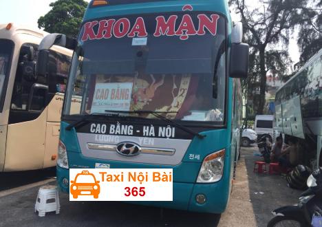 Di chuyển từ Hà Nội đến Cao Bằng bằng xe khách