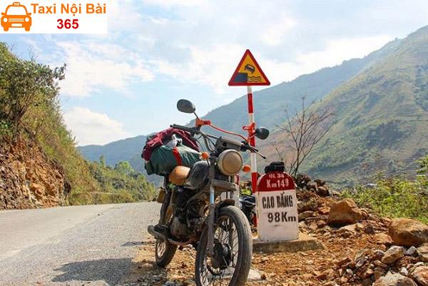 Di chuyển từ Hà Nội đến Cao Bằng bằng xe máy