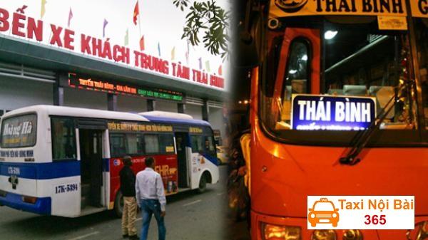 Di chuyển từ Hà Nội đến Thái Bình bằng xe khách