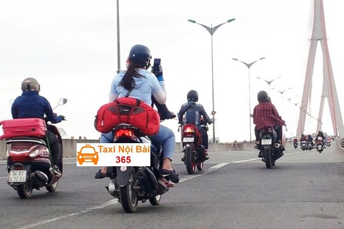 Di chuyển từ Hà ađến Thái Bình bằng xe máy