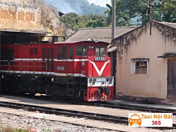 Di chuyển từ Hà Nội đi Phú Thọ bằng tàu hỏa