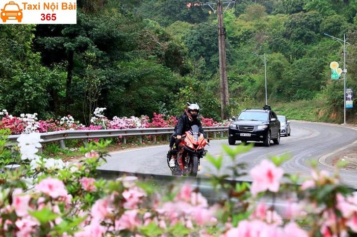 Di chuyển từ Hà Nội đi Vĩnh Phúc bằng xe máy