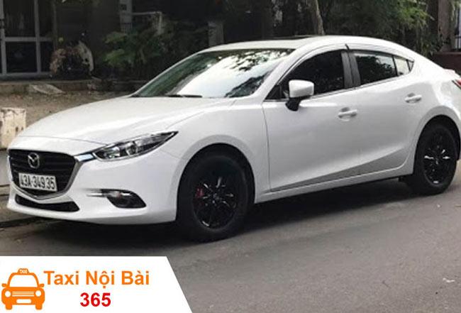 Giá cước khi đặt xe Taxi Nội Bài 365