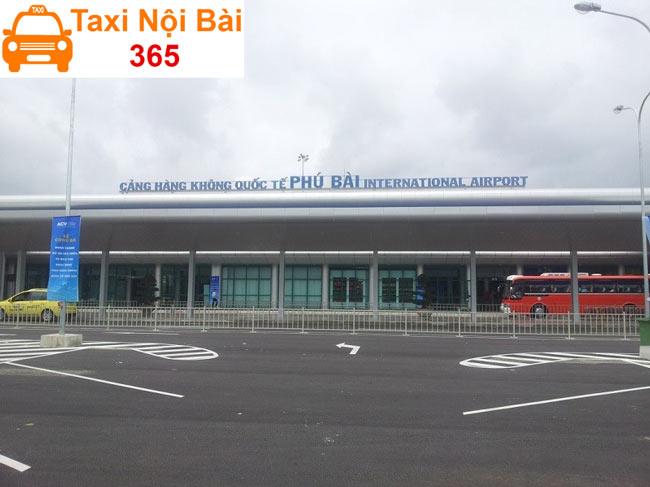 Sân bay quốc tế Phú Bài