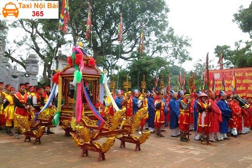 Lễ hội đền Trần