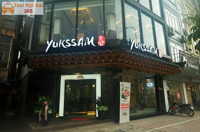 Yukssam BBQ
