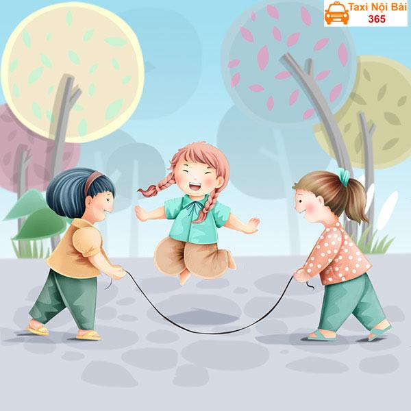 Trò chơi dân gian nhảy dây